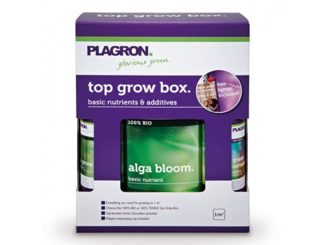 Plagron Top Grow Box 100% Bio Netherlands купить в Украине фото